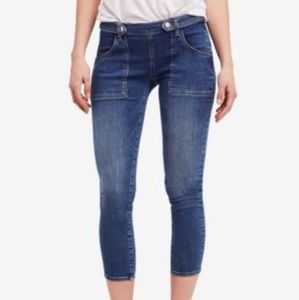 BNWT Free People Jeans,  blue,  size 29